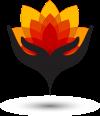 Logo De Vuurbloem