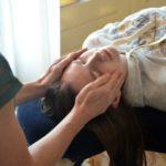 reiki behandeling hoofd