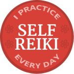 I practice self reiki every day