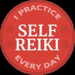 I practice self reiki every day
